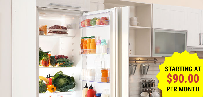 Click here to shop refrigerators.