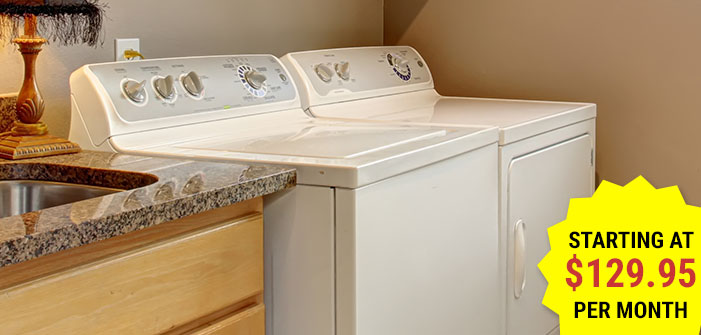 Click here to shop washers & dryers.