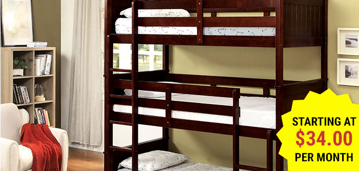 Click here to shop bunk beds.