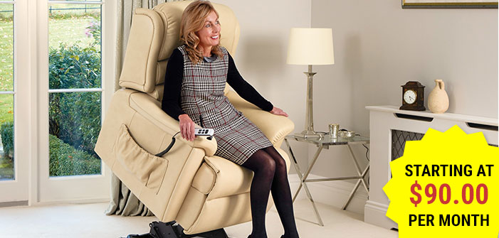 Click here to shop our collection of Med-Lift chairs.