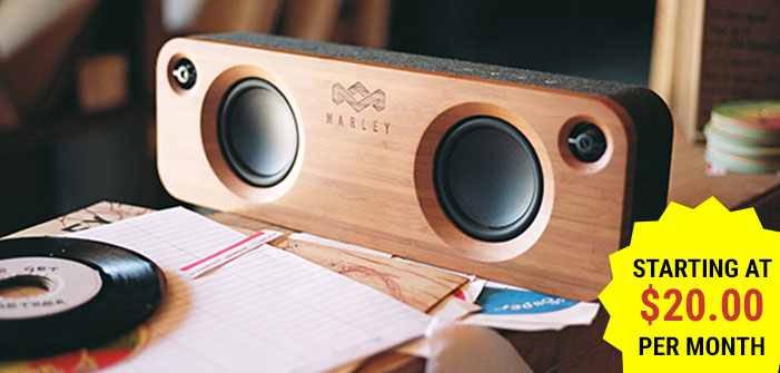Click here to shop our selection of marley speakers.