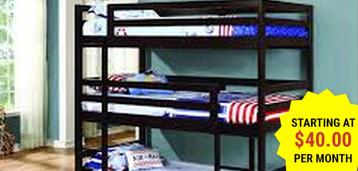 Click here to shop our collection of bunk beds and trundle beds.