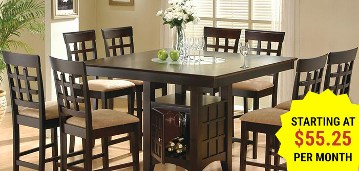 Click here to shop dining room furniture.