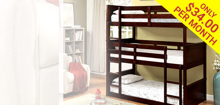 Learn more about our bunk beds.