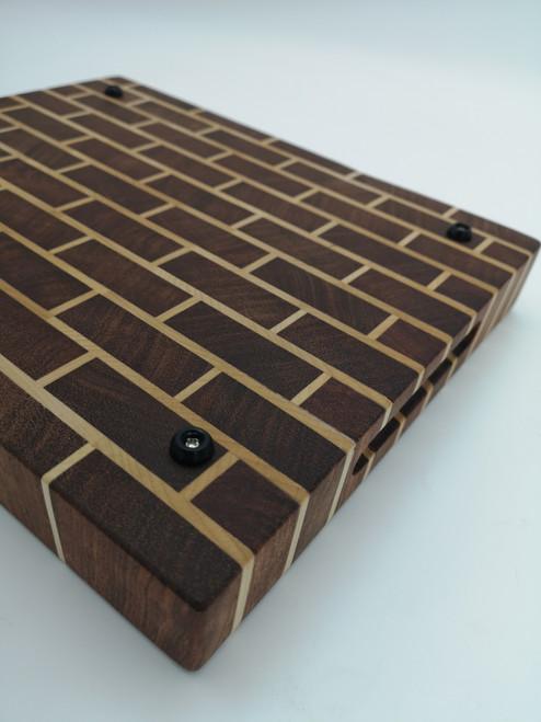 Brick Style - Mahogany and Maple
