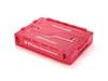 STI Storage Box Cherry Red Small Folded STSG18100080 at AVOJDM.com