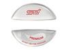 STI Premium Fuel Cap Sticker Silver STSG18100630 at AVOJDM.com