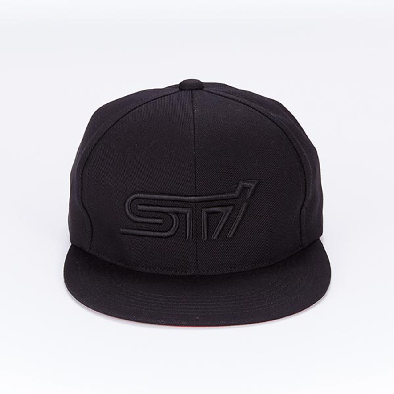 STI Flat Cap STSG18100420 front at AVOJDM.com