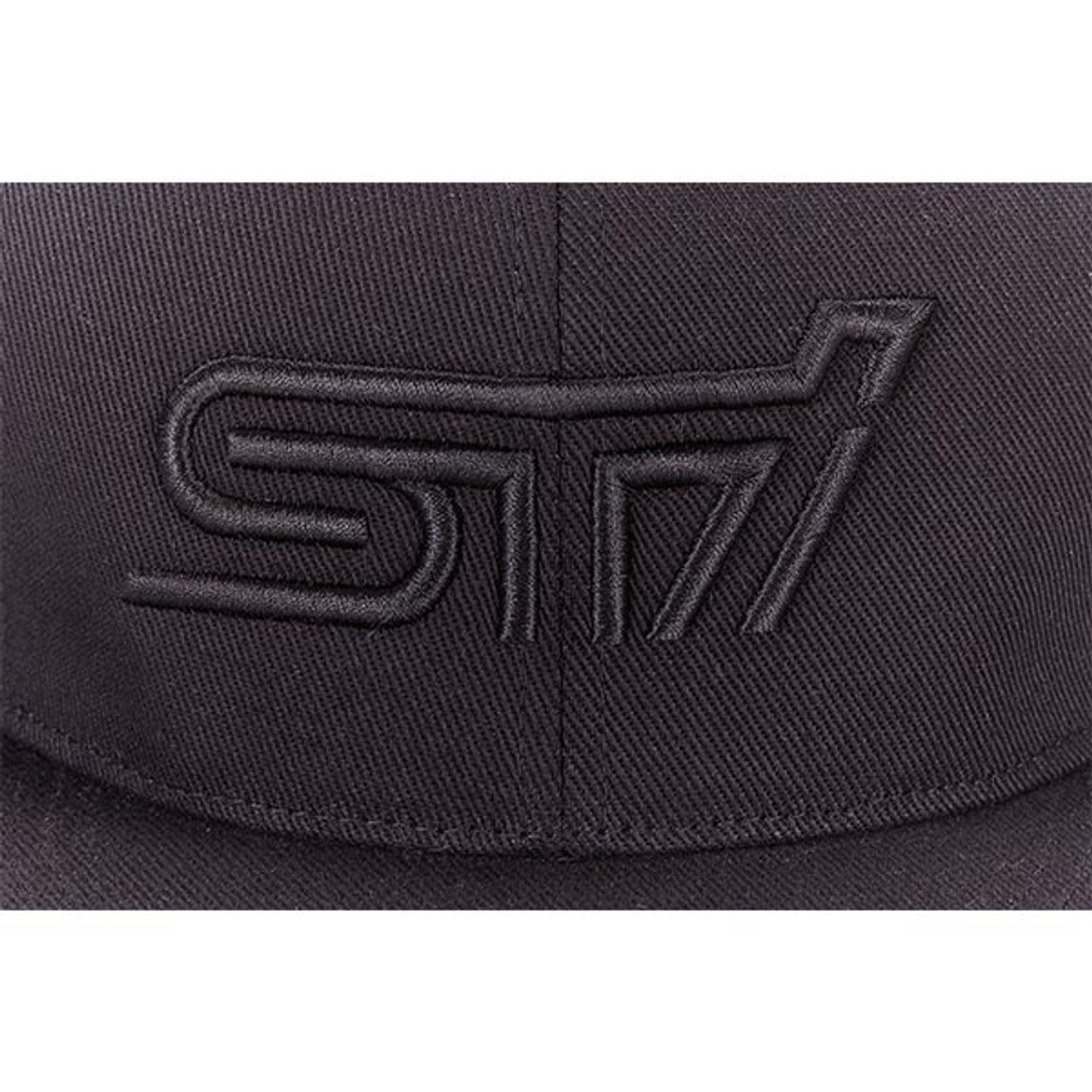 STI Flat Cap STSG18100420 logo front at AVOJDM.com