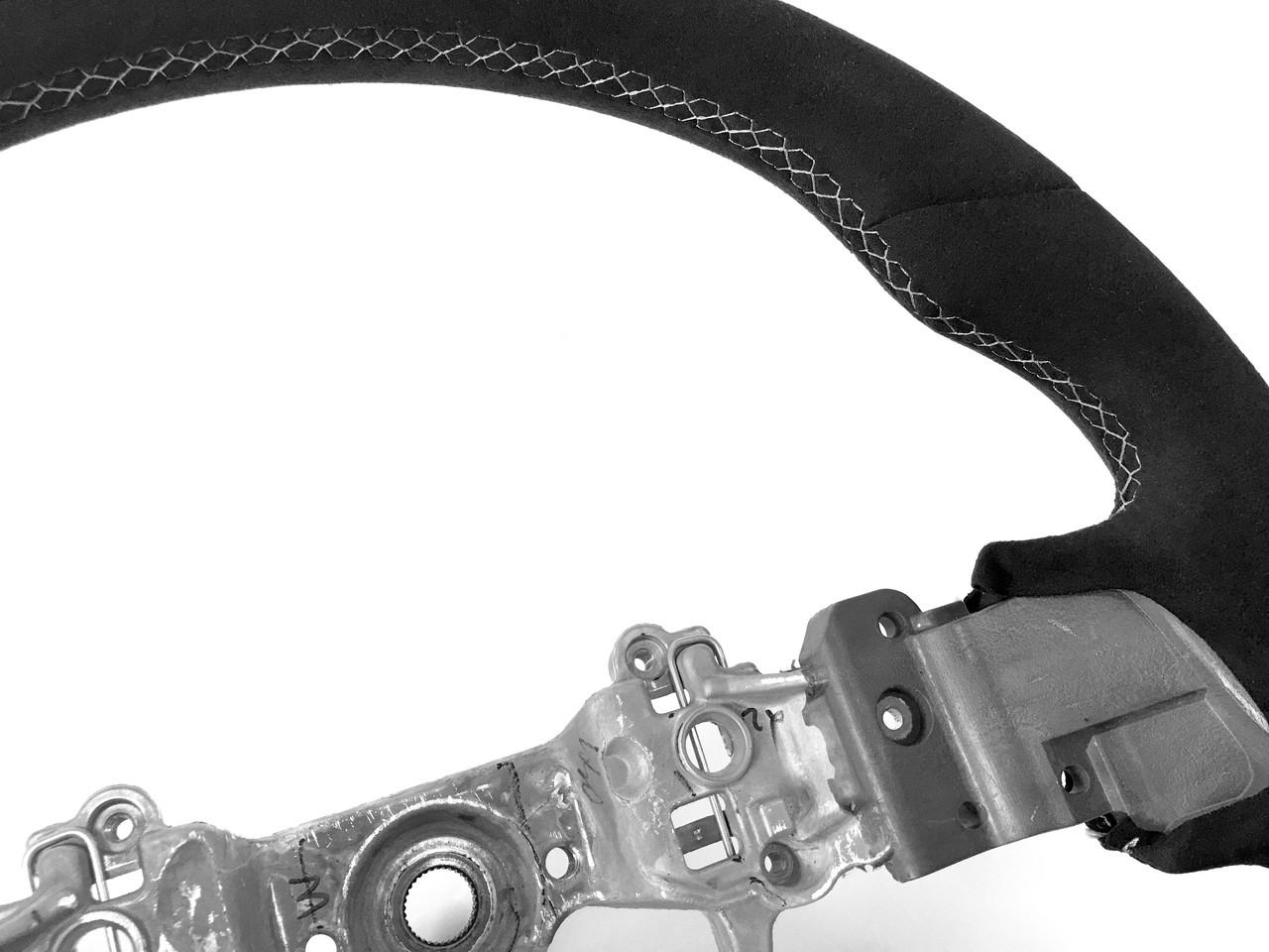 STI Steering Wheel ( Ultra Suede )