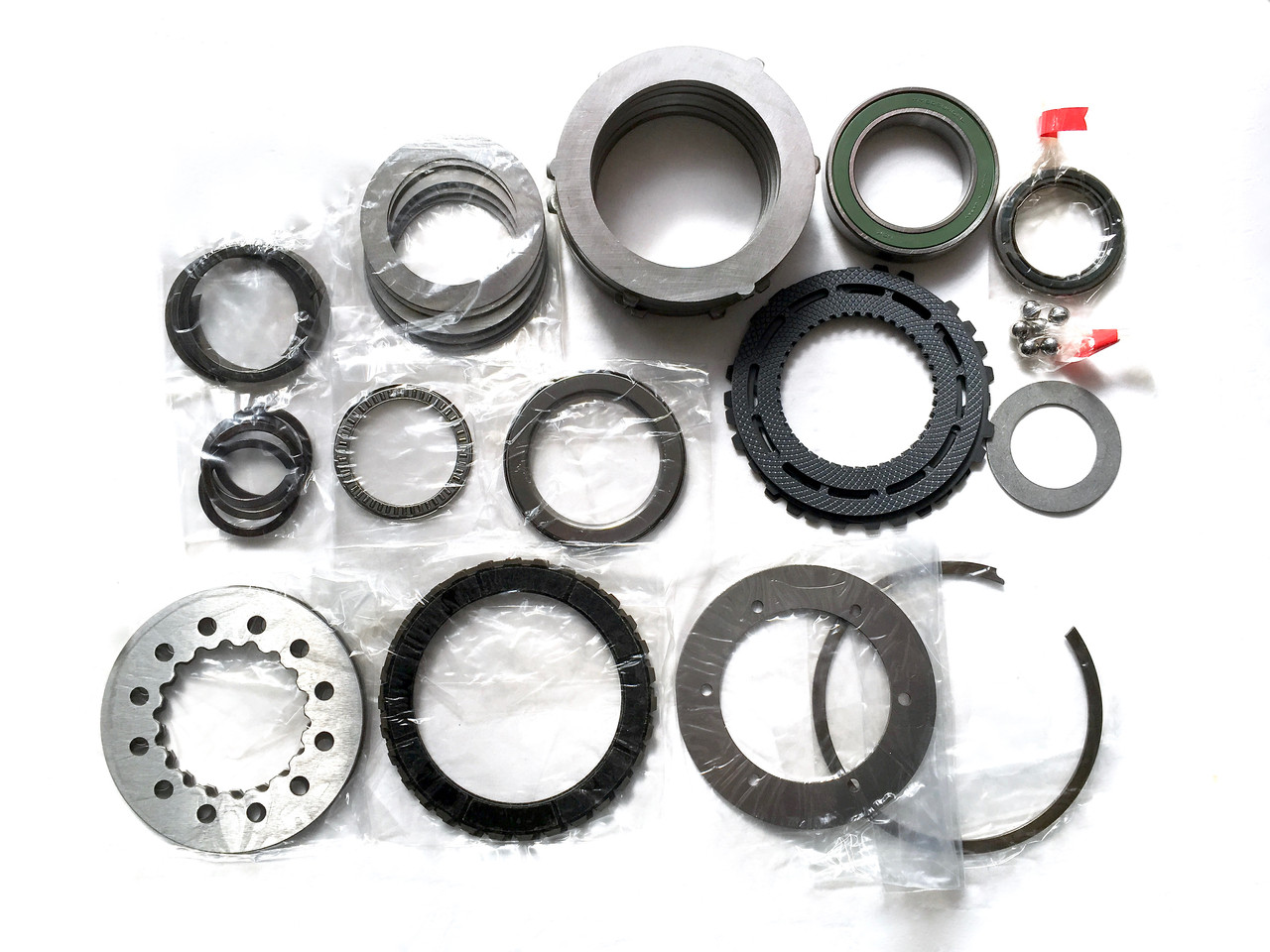 DCCD Overhaul Kit 390004S020 at AVOJDM.com