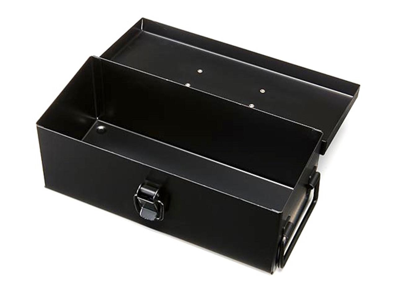 STI Steel Storage Box Medium STSG18100230 Open at AVOJDM.com