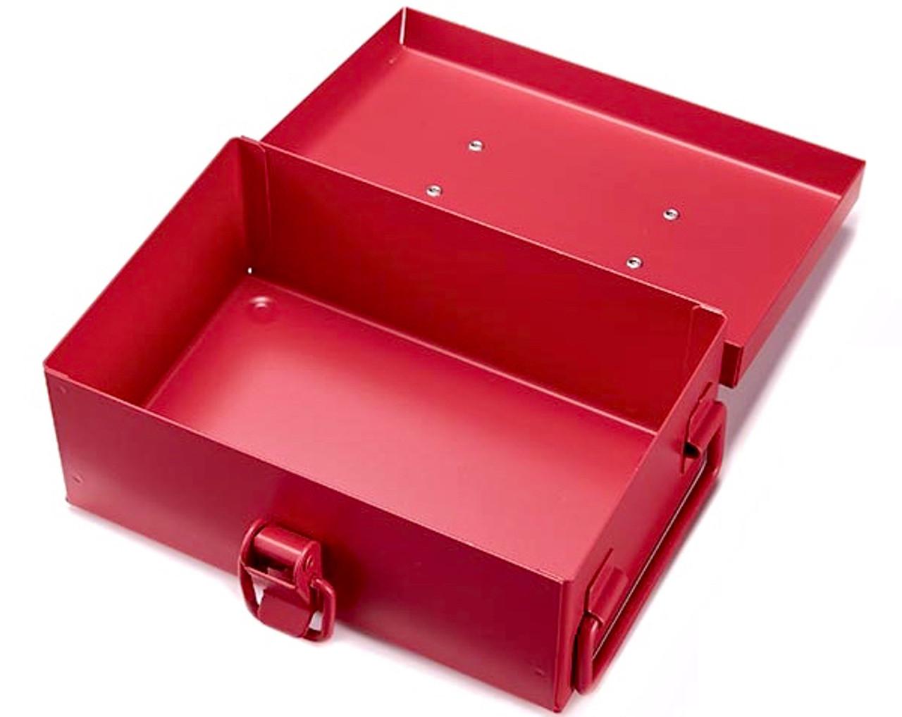 STI Steel Storage Box Small STSG18100220 Open at AVOJDM.com