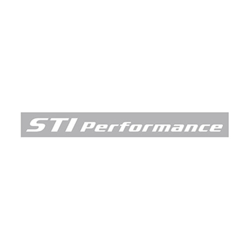 STI Performance Sticker STSG14100470 at AVOJDM.com