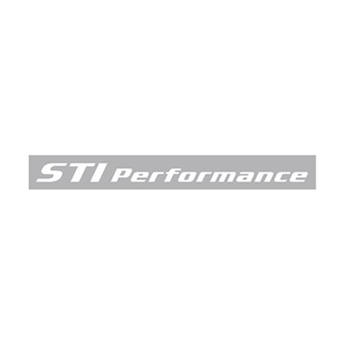 STI Performance Sticker STSG14100470 at AVOJDM.com