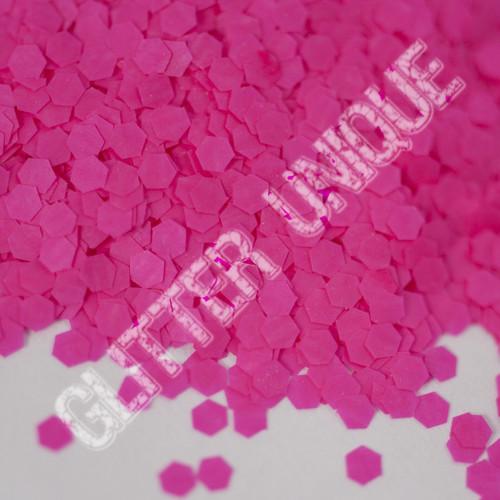 Neon Pink Hex .062