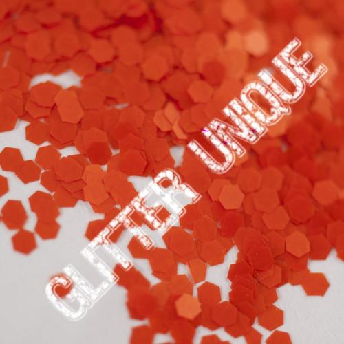 Matte Orange Hex .062