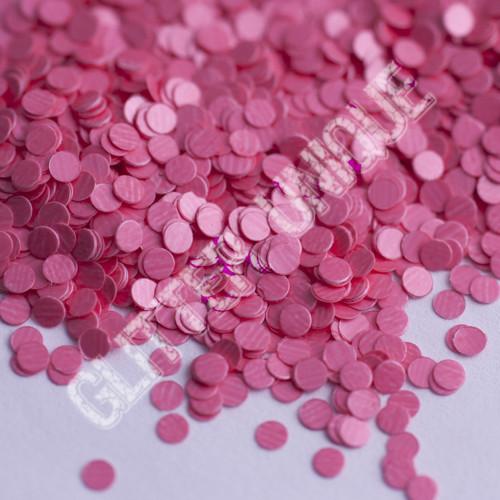Matte Pink Dots .078