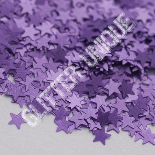 Matte Grape Stars