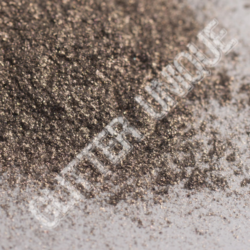 Sparkling Taupe Micro Flakes