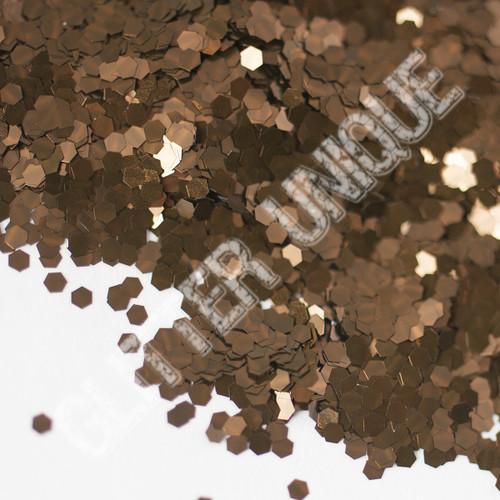 Bronze/Brown Hex .040