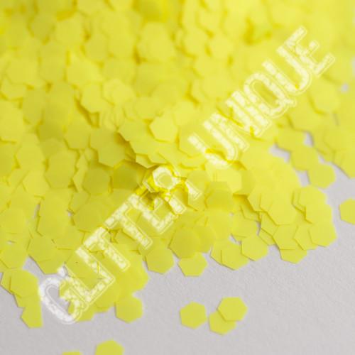 Neon Yellow Hex .094
