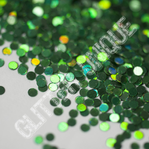 Evergreen Holo Dots .078