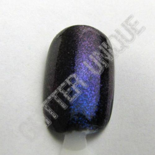 Violet-Blue Color Shifting Pigment