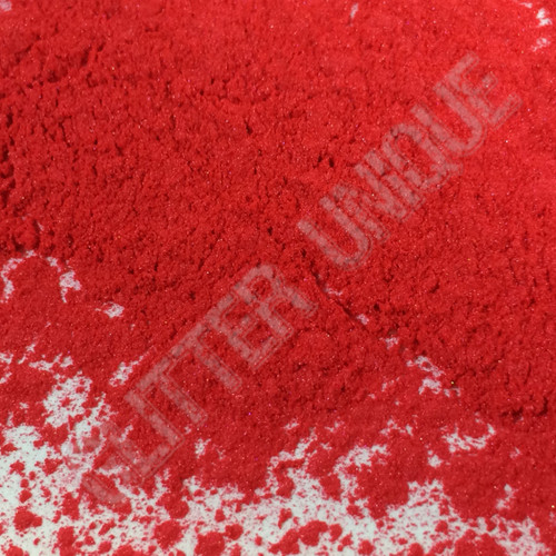 Scarlet Pearlescent Pigment