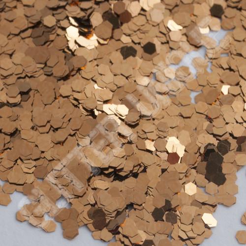 Copper Hex .040