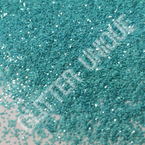 Matte Blue Lagoon Hex .015