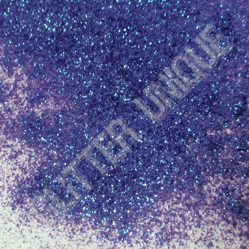 Purple-Blue Micro Flakes