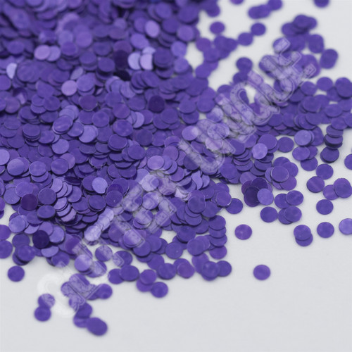 Matte Purple Dots .040