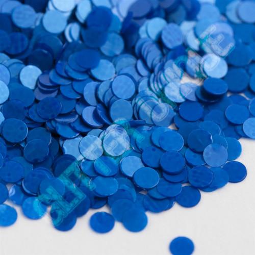 Matte Blueberry Dots .078