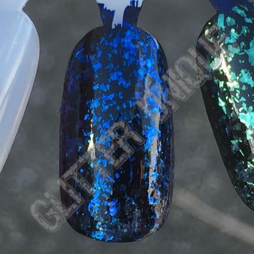 Fantasy Blue Flakes
