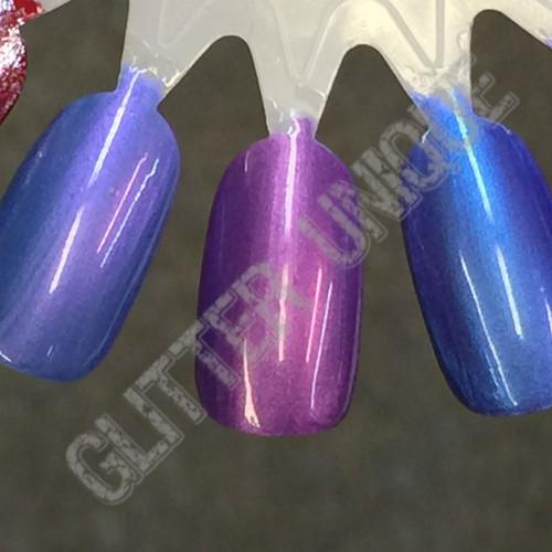Golden Aster Purple Mica (Pearl Pigment)