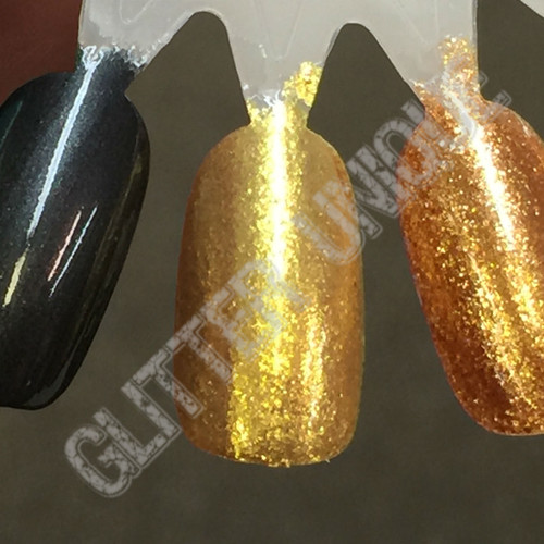 Light Gold Micro Flakes