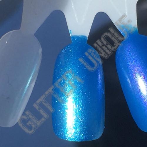 Glacier Blue Shimmer Mica (Pearl Pigment)