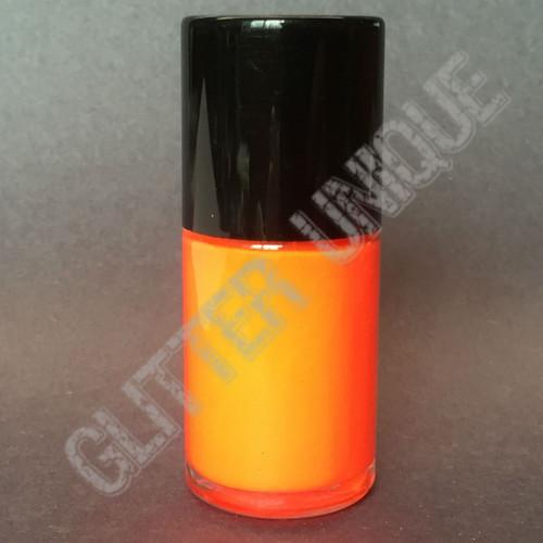 Neon Orange-Red Pigment