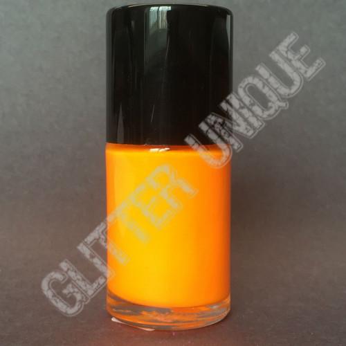 Neon Orange-Yellow Pigment