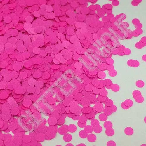 Neon Pink Dots .078