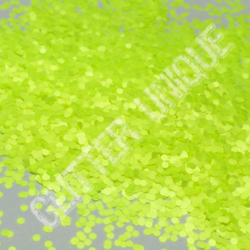 Neon Yellow Dots .040