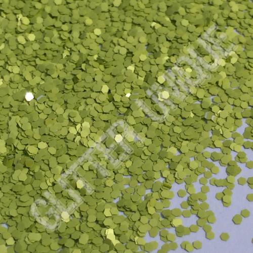 Matte Apple Green Hex .040