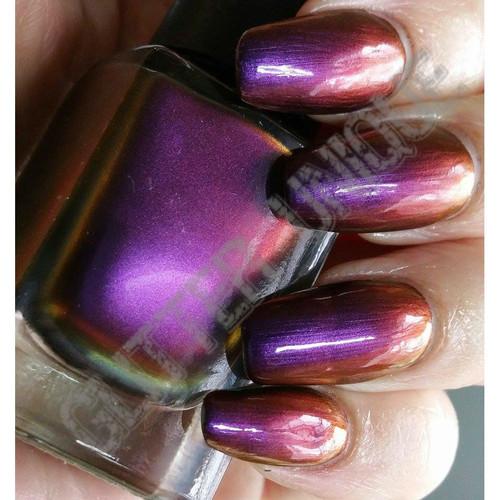 Violet/Red/Orange/Gold Ultra Chrome Chameleon Pigment