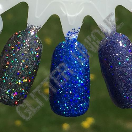 Sapphire Galaxy Holo