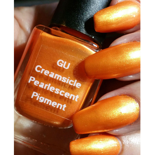 Creamsicle Pearlescent Pigment
