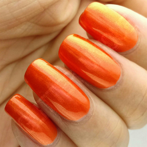 Orange Marmalade Mica (Pearl Pigment)