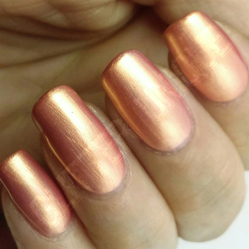 Gold-Pink Mica (Pearl Pigment)