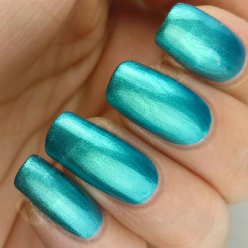 Blue-Green Mica (Pearl Pigment)
