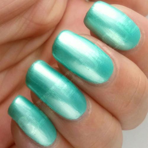 Mint-Silver Mica (Pearl Pigment)